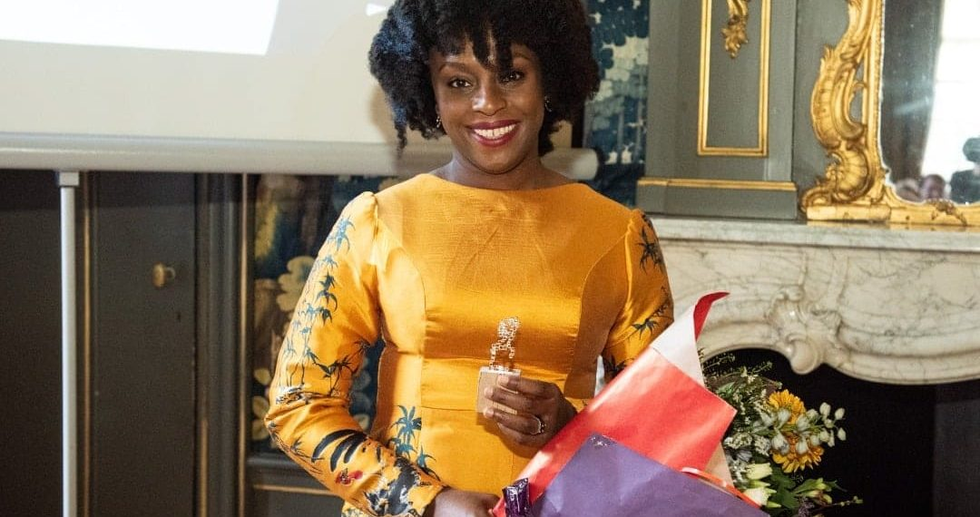 Adichie scores another first, bags the Belle van Zuylen Ring award