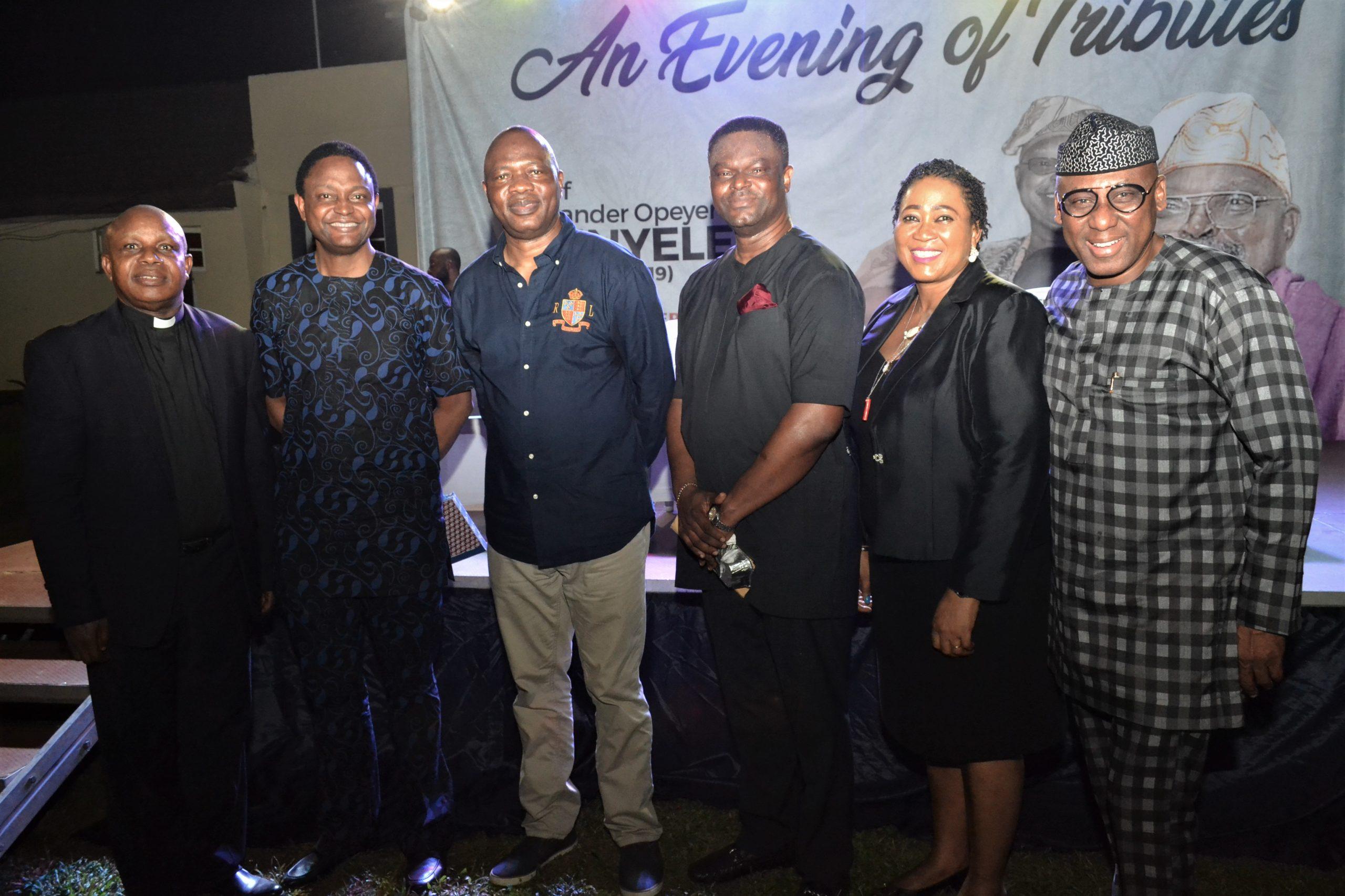 NIPR fellows plan to immortalize late Alex Akinyele's legacy