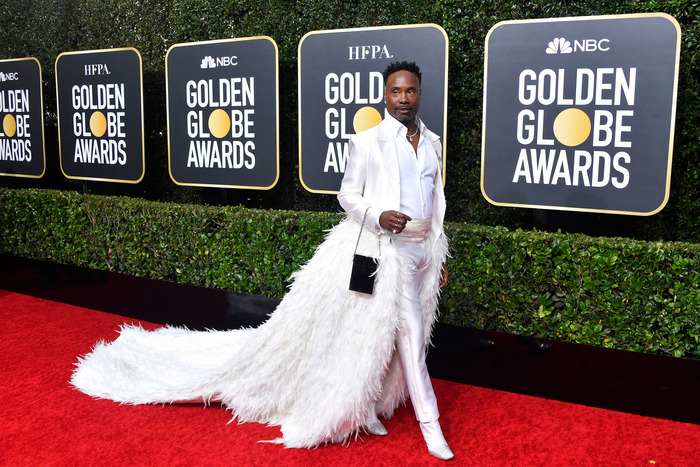 Best red carpet looks from the 2020 Golden Globes