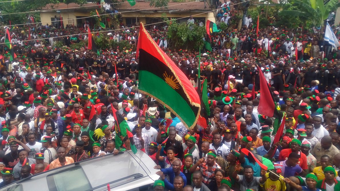 Amotekun: IPOB reacts, blasts Ohanaeze