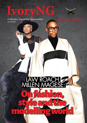Law Roach and Millen Magese: On fashion, style and the modelling world