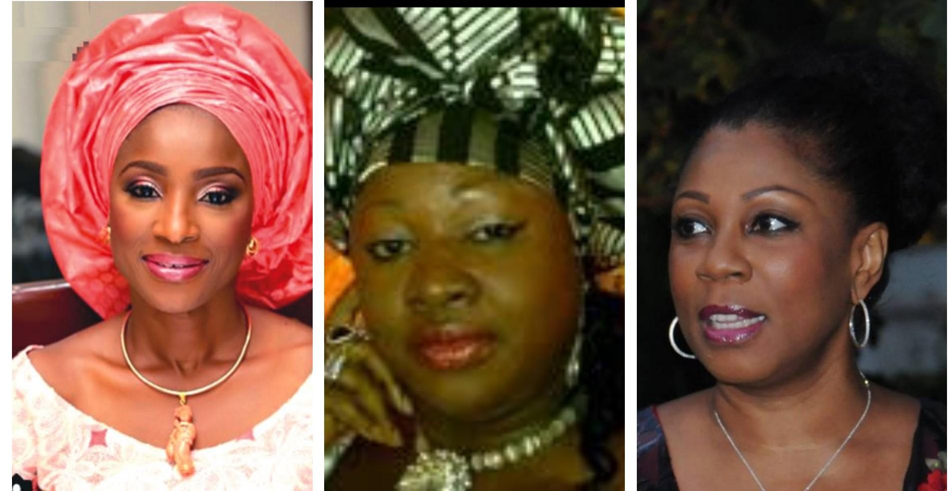 Unveiling Femi Fani-Kayode's three ex-wives; Saratu, Yemisi and Remi