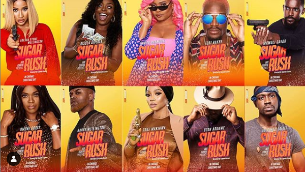 Why we suspended 'Sugar Rush' Movie – NFVCB