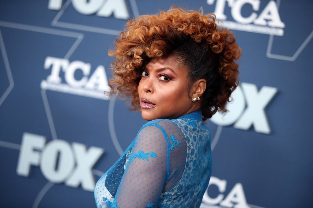 Actress, Taraji P. Henson launches hair care line