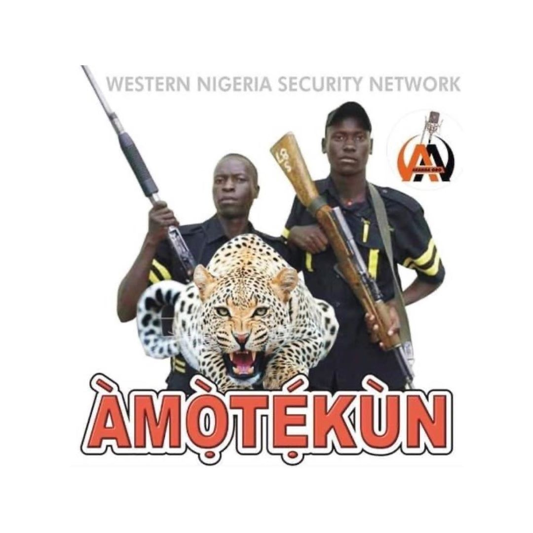 Amotekun can't be illegal, there are similar outfits in the north – Adebanjo to FG