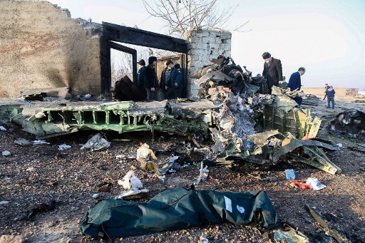 Iran mistakenly shot the plane that crashed – US alleges