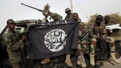 Video: Boko Haram strikes Maiduguri again after Buhari's departure