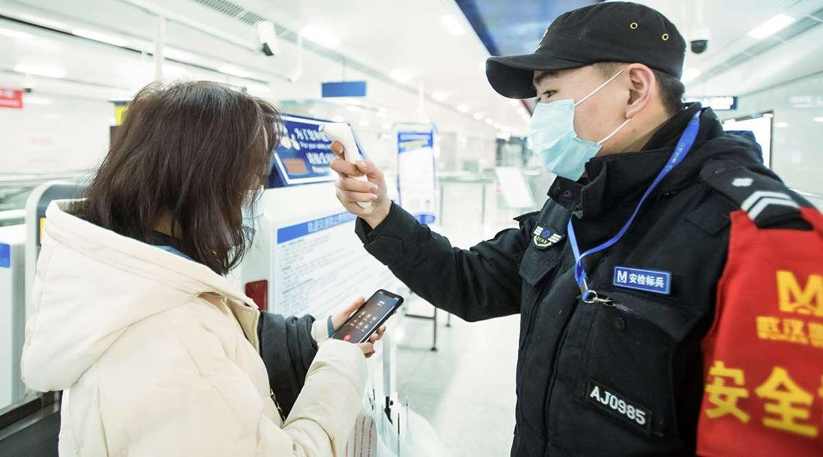 China launches coronavirus close contact detector app