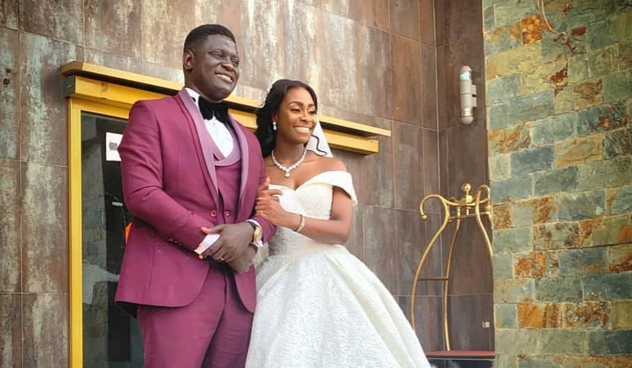 Nollywood gathers for Ngozi Ezeonu's daughter's wedding