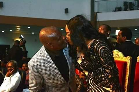 Valentine's Day Special! Nyesom Wike, the most romantic Nigerian governor. See the multiple times he was photographed kissing his wife in public + their love story unveiled