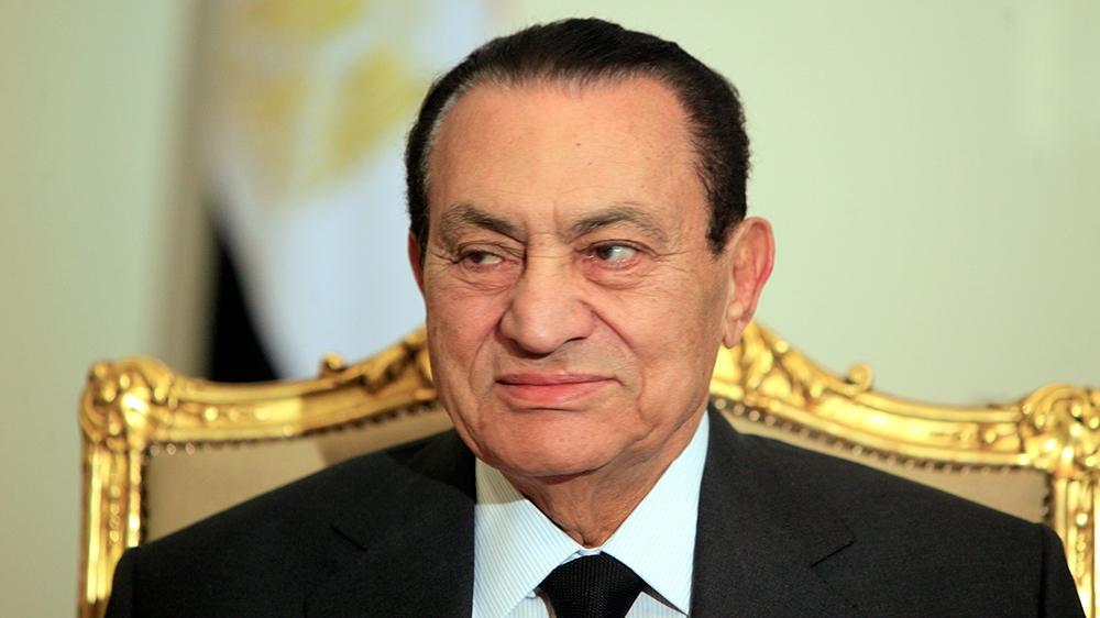 Former Egyptian president, Hosni Mubarak dies at 91
