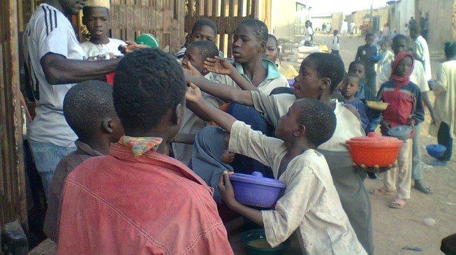 Kano government bans almajiri street begging