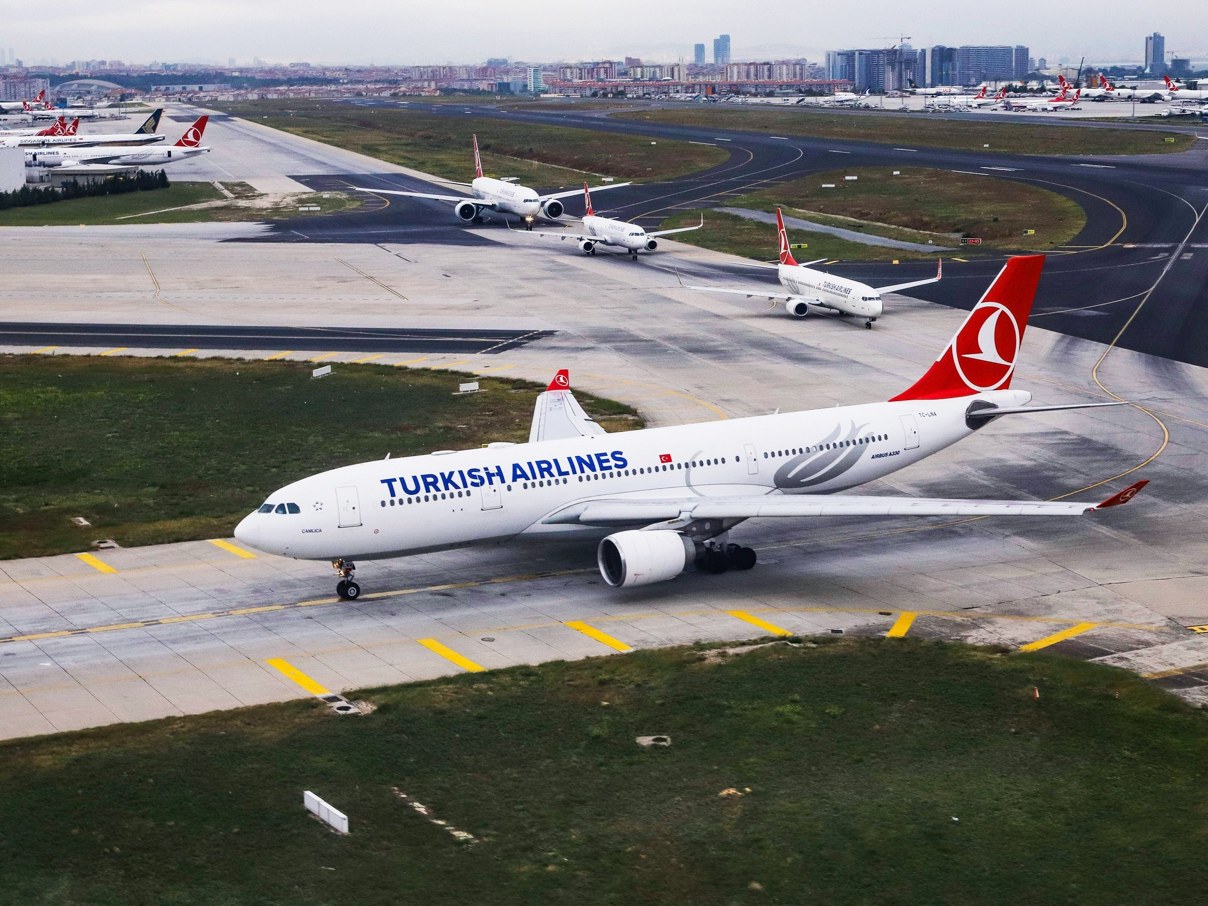 Lagos tracks 120 passengers on Turkish Airlines flight with Italian patient