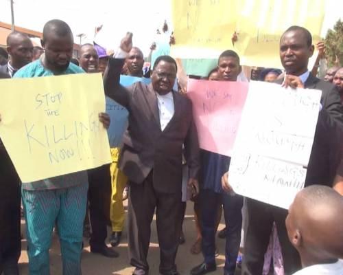 Resign if you cannot protect us– Ondo Christians to Buhari