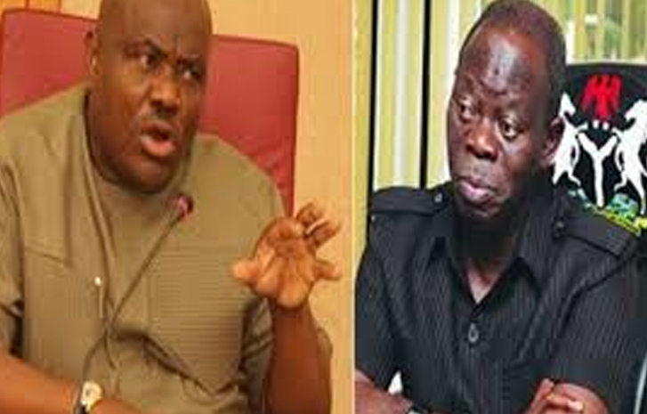 From ordinary khaki, he now wears safari with diamond buttons, Wike continues to bomb Oshiomhole