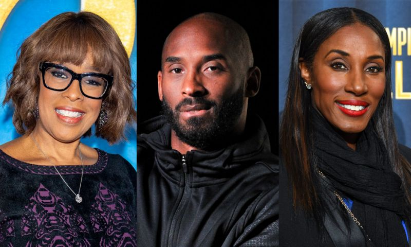 Oprah's best friend, Gayle King, receives death threats over Kobe Bryant's interview