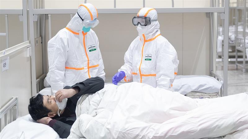 Coronavirus: Egyptian suspect tests negative