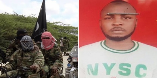 Corps member allegedly rejects freedom from Boko Haram terrorists