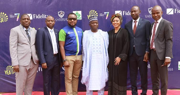 Fidelity bank, Gazelle academy train 200 undergraduates in Sokoto