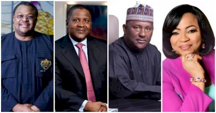 Four Nigerians make 2020 Forbes global list of billionaires
