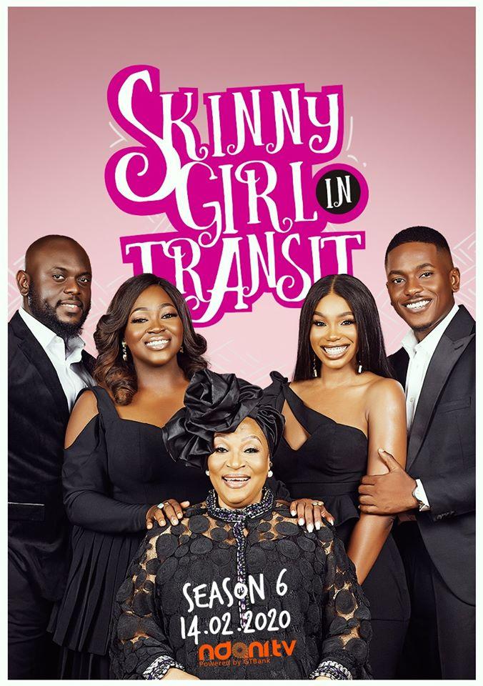 Ngozi Nwosu joins season 6 of Skinny Girl in Transit which returns on Valentine's Day