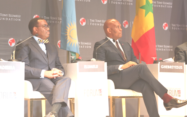 TEF disburses first tranche of $5m partnership commitment from AfDB
