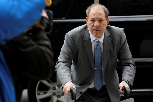 Coronavirus: Harvey Weinstein tests positive in New York Prison