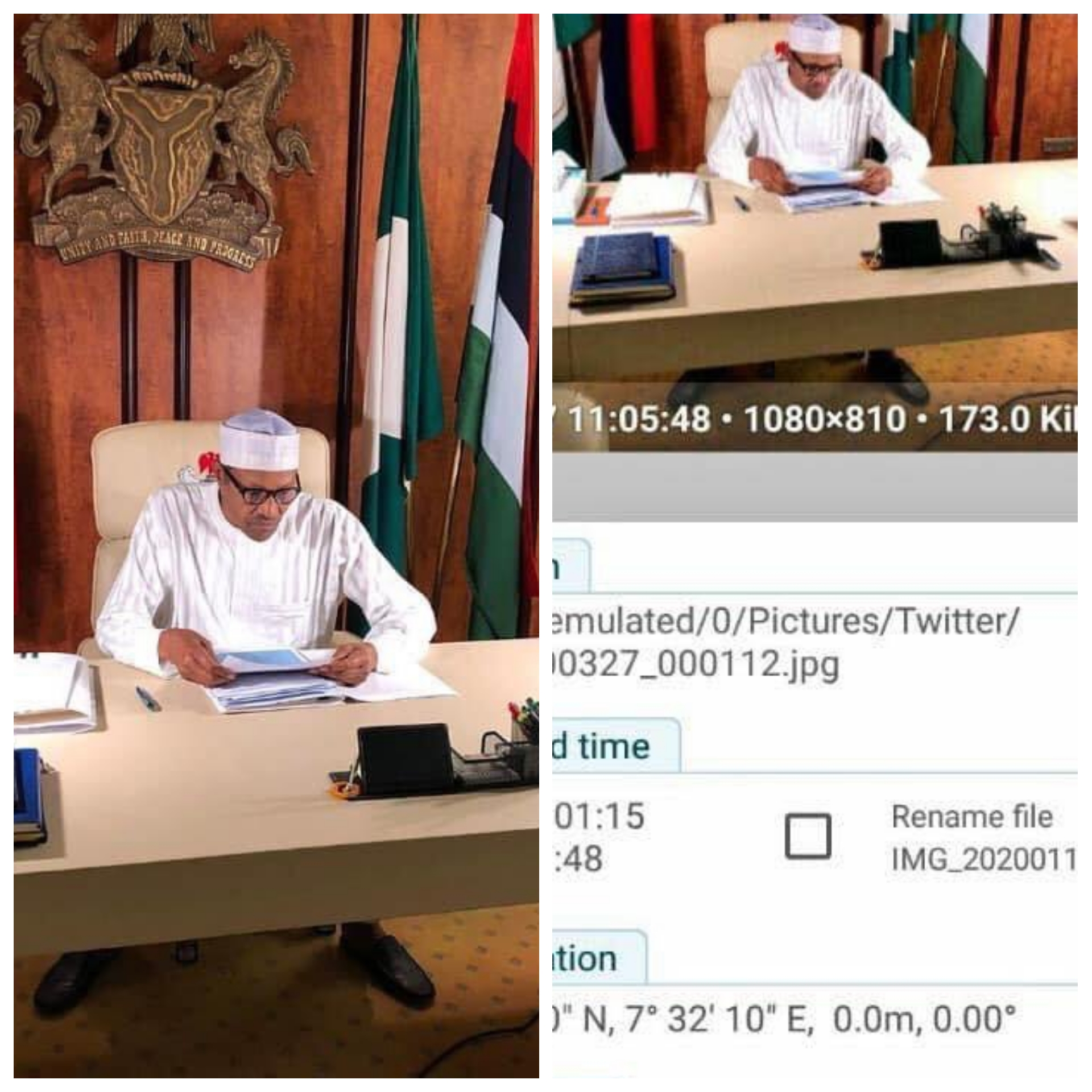 Prominent Islamic cleric, Imam of Peace punctures Buhari's media aide, Bashir Ahmad's lies with proof