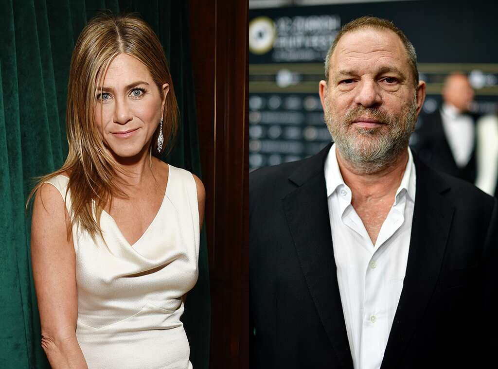 Harvey Weinstein wanted Jennifer Aniston killed – Court documents reveal