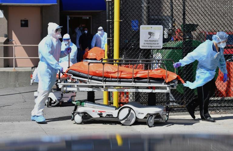 US records 1,169 coronavirus deaths in 24 hours as global case crosses 1million