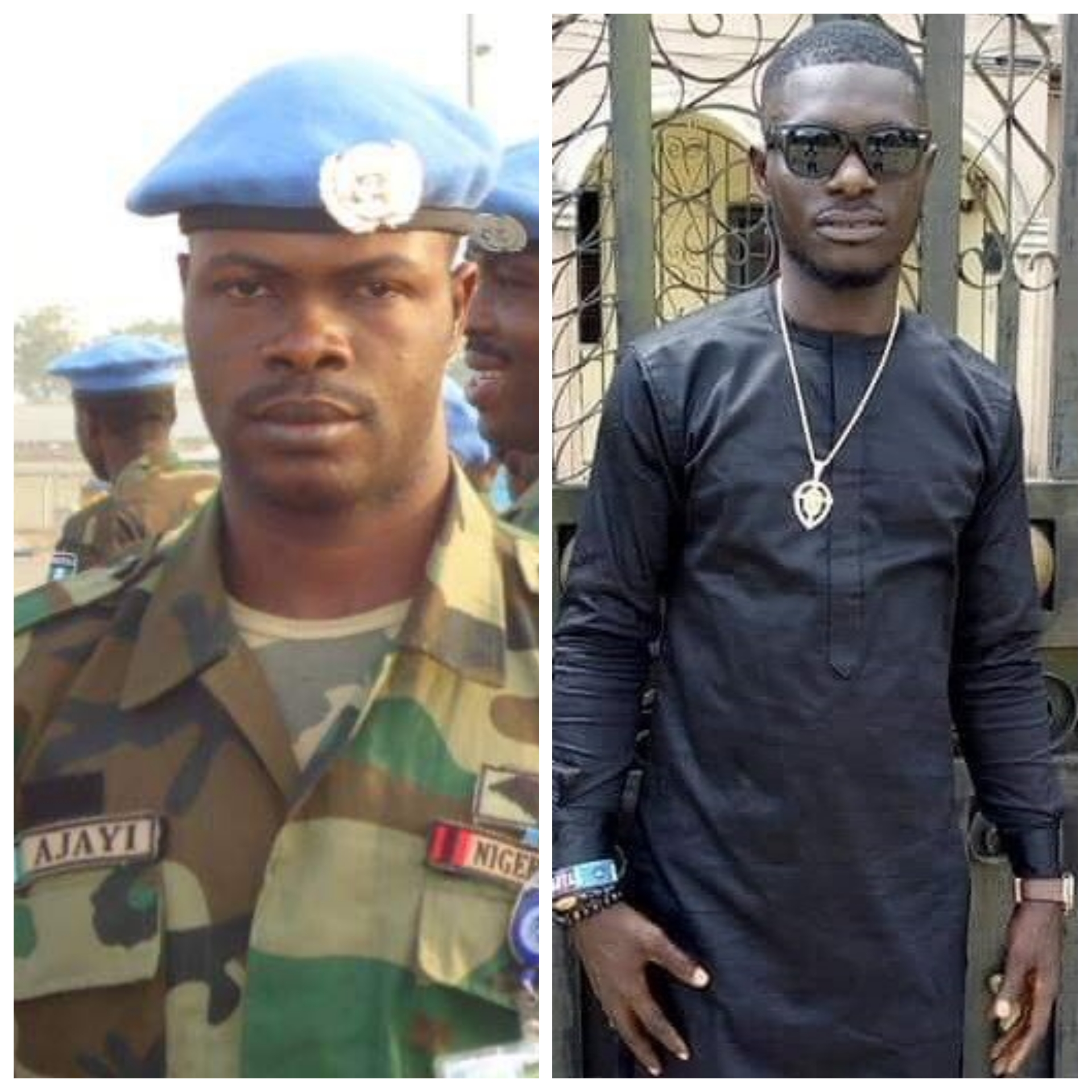 Meet the army officer who killed a youth leader in Warri for violating lock down order
