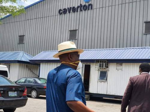 Wike dares FG, orders closure of Caverton Helicopters offices