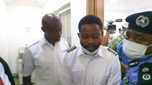 Caverton helicopters kicks as court remands its pilots for violating Rivers lockdown order
