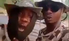 Soldiers threaten to rape females in Warri over attack on their colleagues