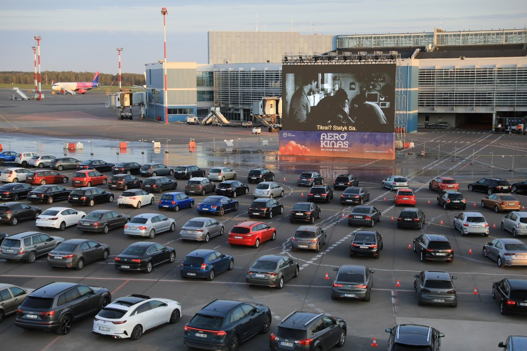 Drive-in cinemas berths in Lagos, Abuja amidst covid-19 pandemic