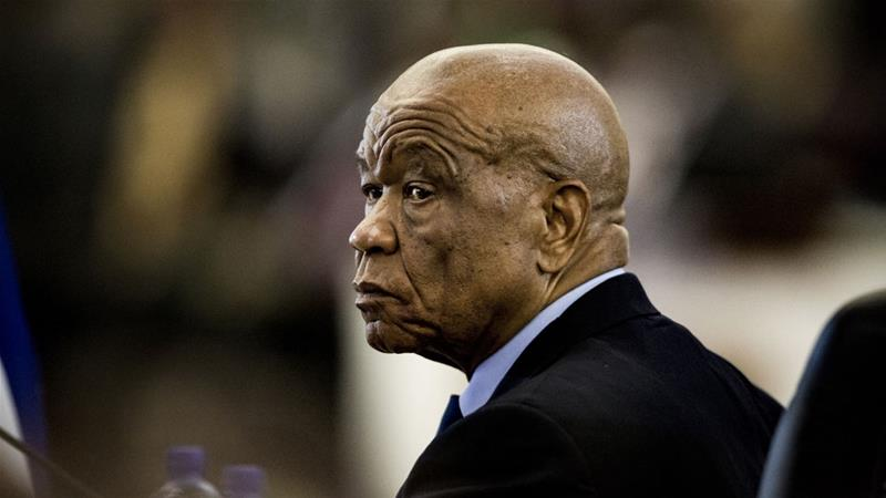 Lesotho PM resigns after months of pressure over wife's murder