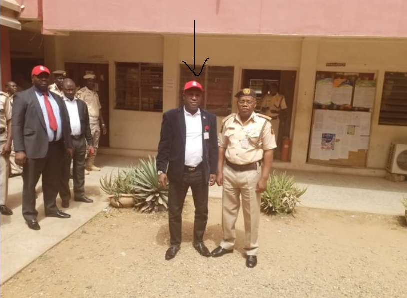 See the EFCC official who rejected N100m from Chinese nationals to derail an investigation
