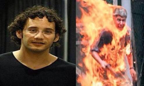 Bianca set to immortalise Mayrock, Biafra martyr who set self-ablaze at UN