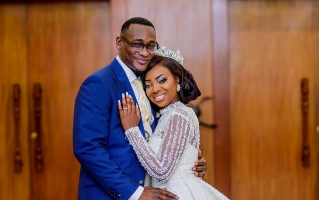 Fashion designer, Kunbi Oyelese's marriage packs up