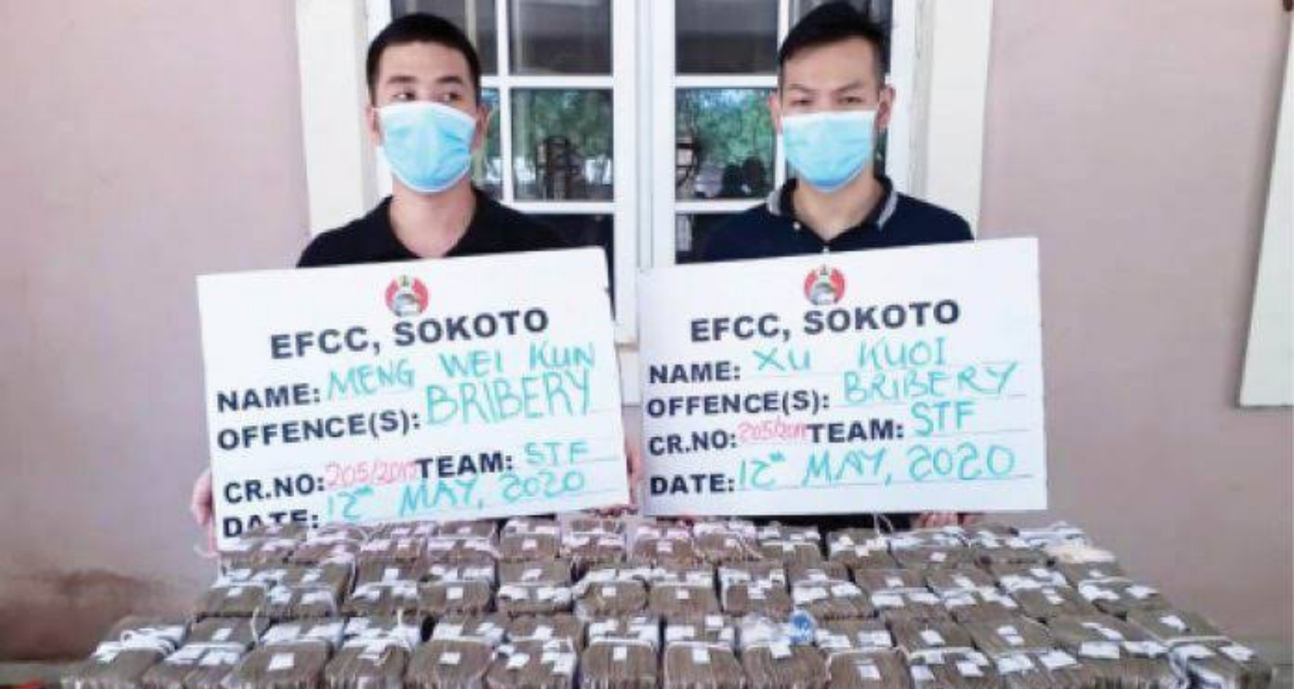 Court grants bail to Chinese accused of offering EFCC official N100m bribe