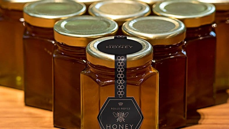 COVID-19 effects: Rolls Royce steps up with honey making