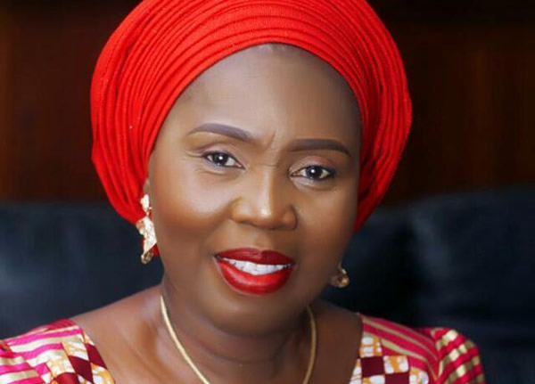 Ondo first lady in social media fight with Canada based Nigerian