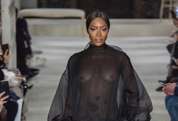 Naomi Campbell At 50: Her 12 iconic moments in fashion
