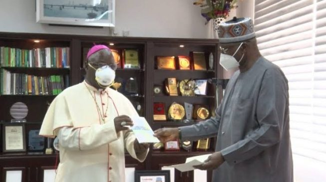 Catholic Church donates all 425 of its hospitals in Nigeria as isolation centres
