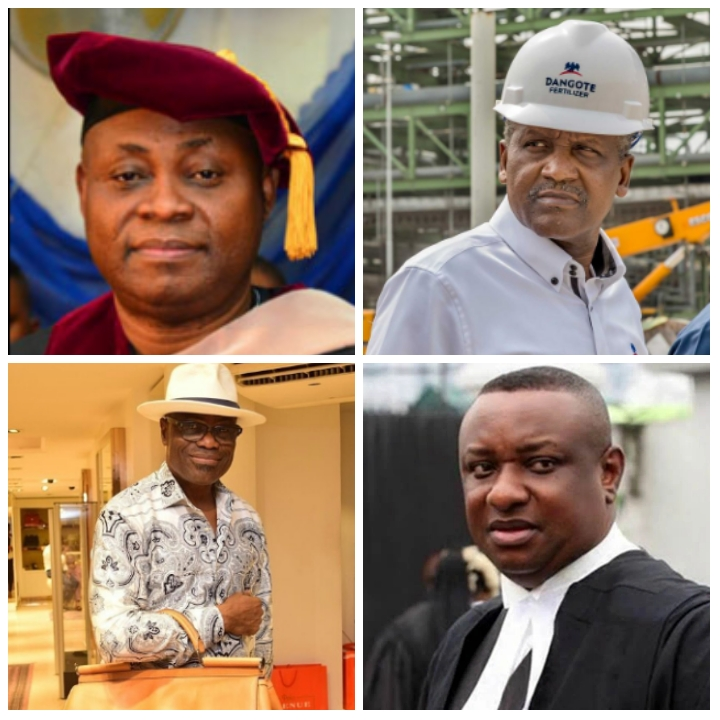 Prominent Nigerian men who are still single despite their wealth