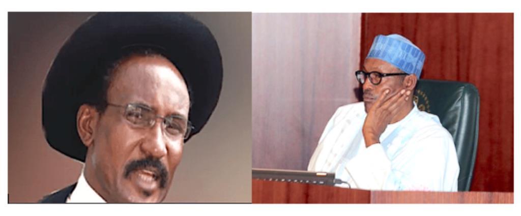 Your lopsided appointments will destroy Nigeria, Umar tells Buhari