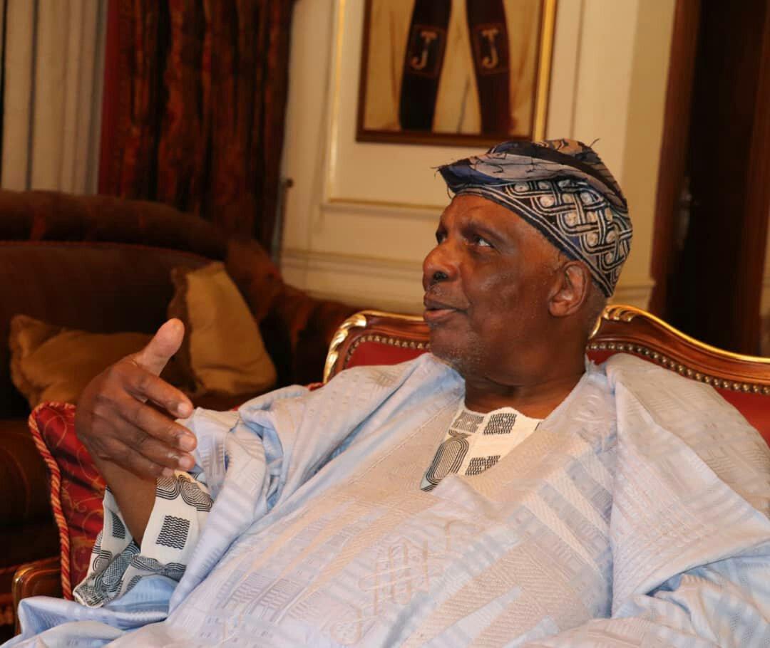 Business magnate, philanthropist, Chief Bode Akindele is dead