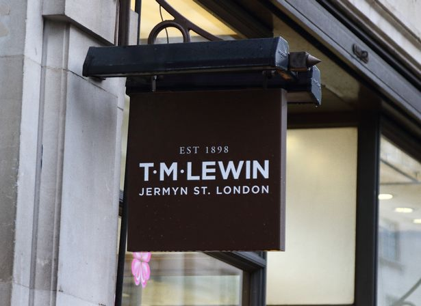 TM Lewin to shut all 66 stores in favour of online sales