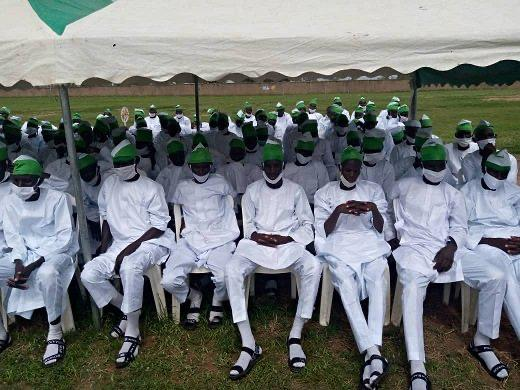 601 repentant terrorists graduate, reintegrated to communities