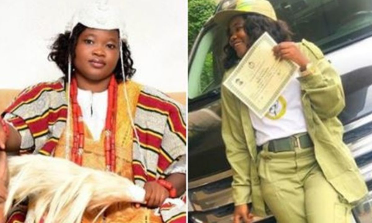 Oluboropa of Iboropa becomes first monarch to attend NYSC camp